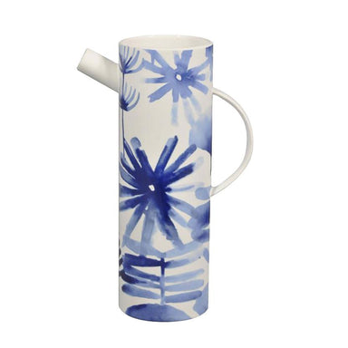 Jennifer Dumet Blue Flower Spout Jug | Koop.co.nz