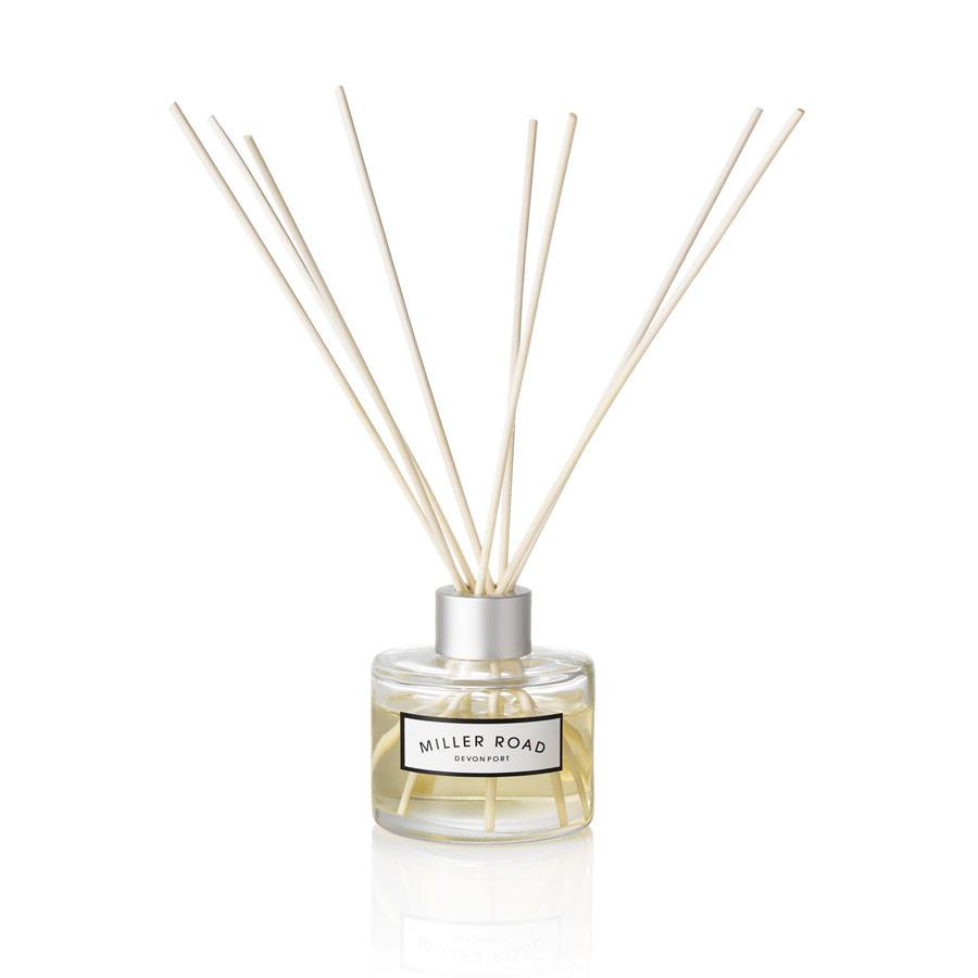 Miller Road Devonport Aroma Reed Diffuser – Bamboo & White Lily | Koop.co.nz