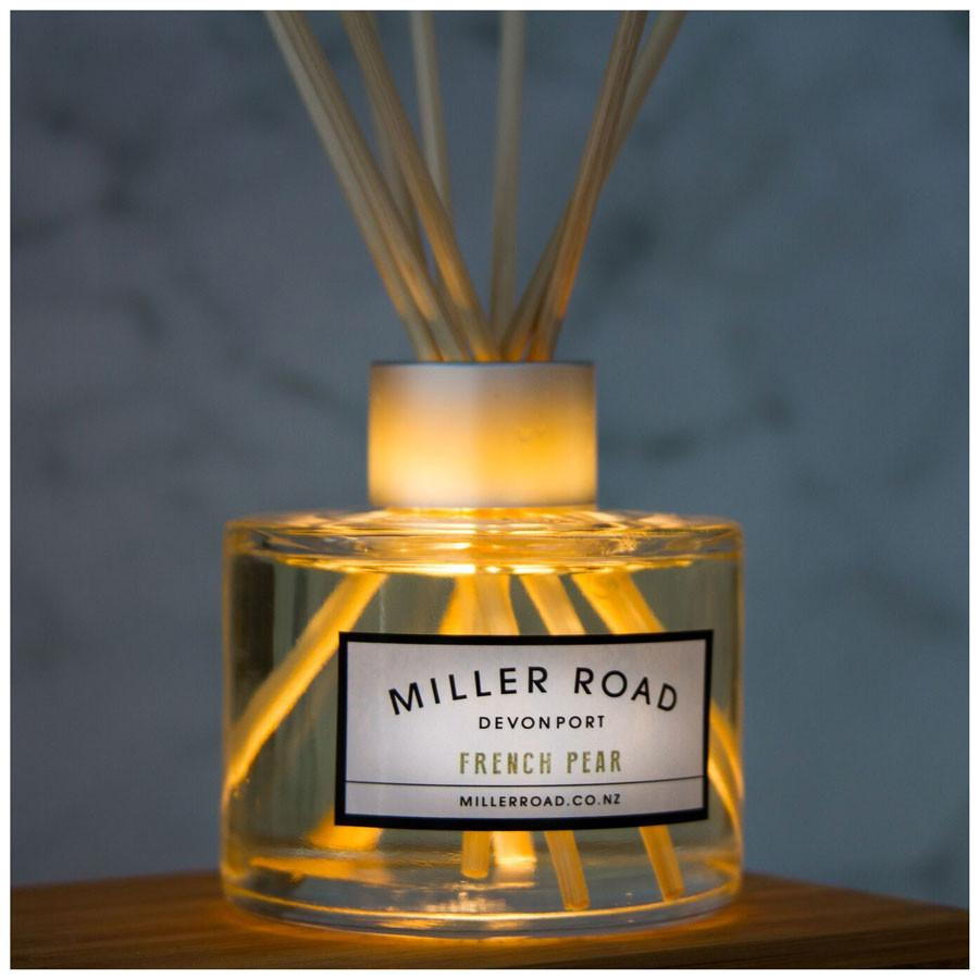 Miller Road Devonport Aroma Reed Diffuser – Champagne Strawberry | Koop.co.nz
