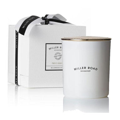 Miller Road Devonport Luxury Range Soy Candle - Paris Nights | Koop.co.nz