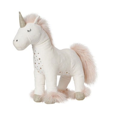 Lily & George Stardust The Unicorn Soft Toy | Koop.co.nz