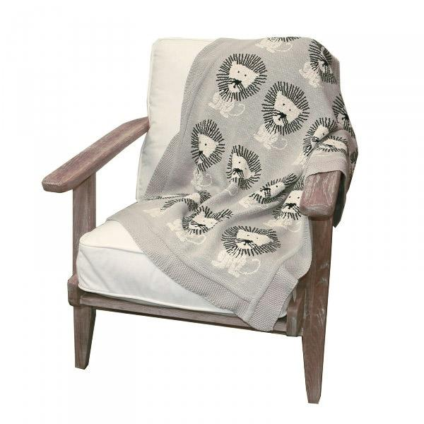 Le Forge Baby Throw Blanket – Multi Lions | Koop.co.nz