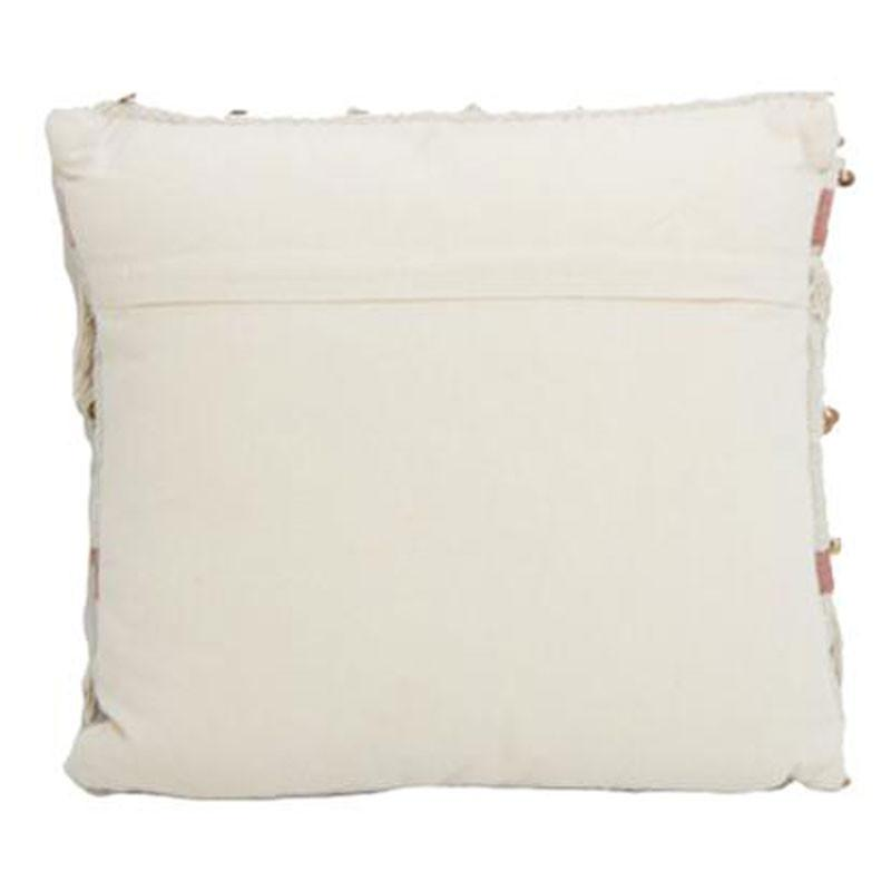 Stoneleigh & Roberson Blush Fringe Cushion | Koop.co.nz
