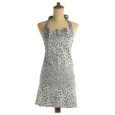 Raine & Humble Grey Jungle Spots Apron | Koop.co.nz