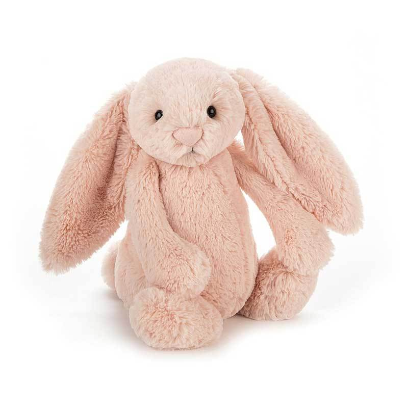 Jellycat Bashful Blush Bunny - Medium | Koop.co.nz