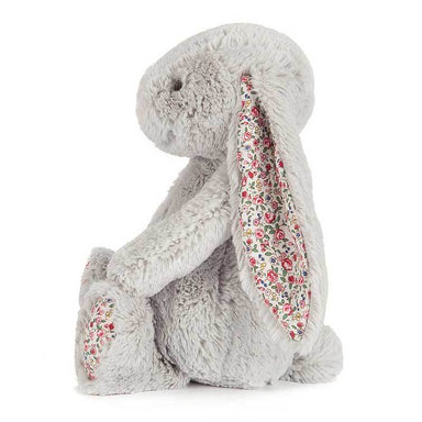 Jellycat Blossom Bashful Silver Bunny - Medium | Koop.co.nz