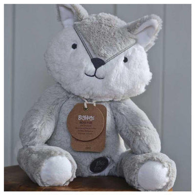 O.B Designs Ross Fox Huggie Soft Toy | Koop.co.nz