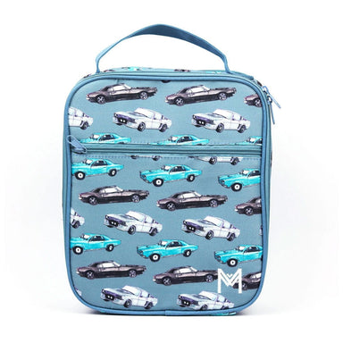 Montii Co Insulated Lunch Bag - Cars | Koop.co.nz
