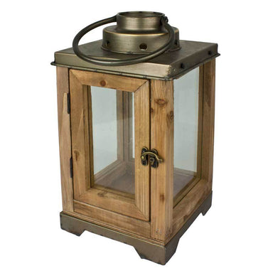 Rembrandt Fine Arts Metal & Wood Lantern | Koop.co.nz