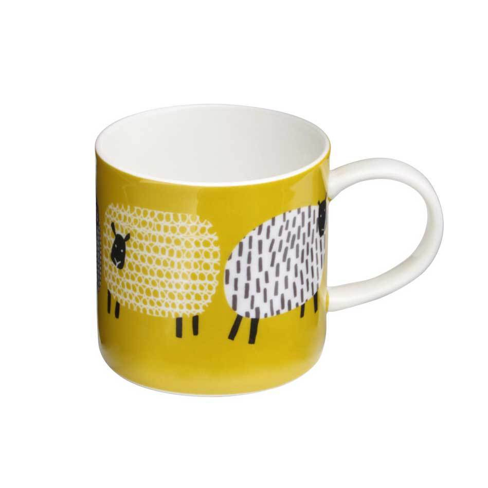 Ulster Weavers Dotty Sheep Mug | Koop.co.nz