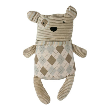 Baby Boo Blue Argyle Dog | Koop.co.nz