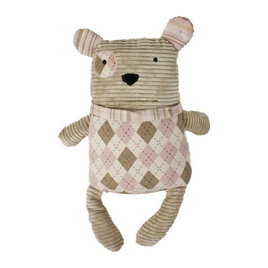 Baby Boo Pink Argyle Dog | Koop.co.nz