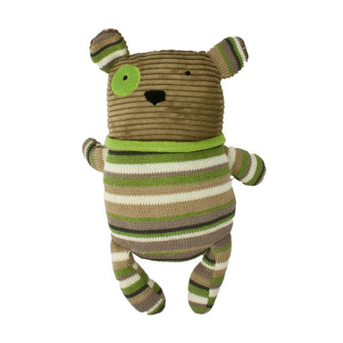 Baby Boo Green Stripe Dog | Koop.co.nz