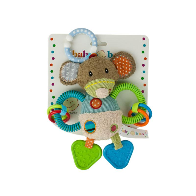 Baby Boo Activity Animal - Mouse | Koop.co.nz