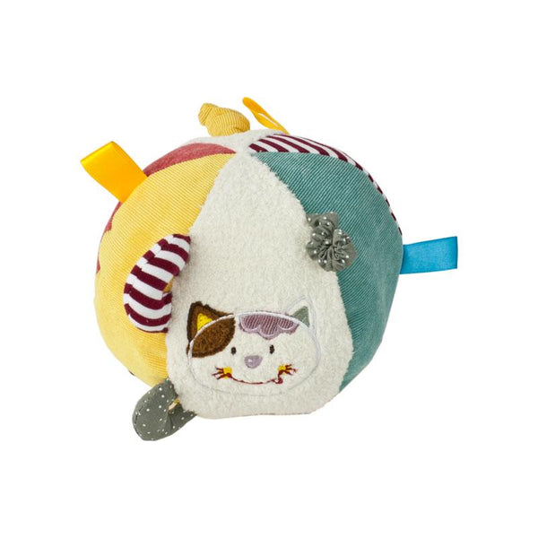 Baby Boo Activity Sensory Ball - Cat | Koop.co.nz