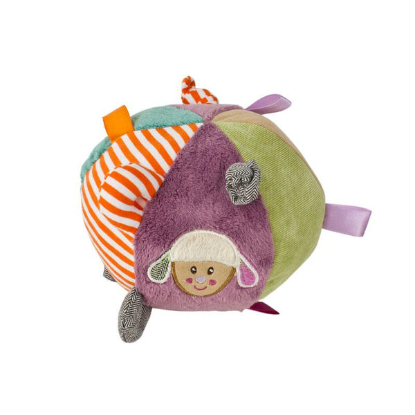 Baby Boo Activity Sensory Ball - Sheep | Koop.co.nz