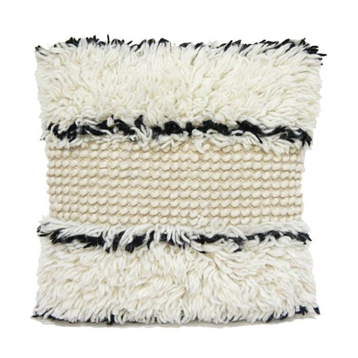 Stoneleigh & Roberson Saee Shaggy Cushion (45cm) | Koop.co.nz