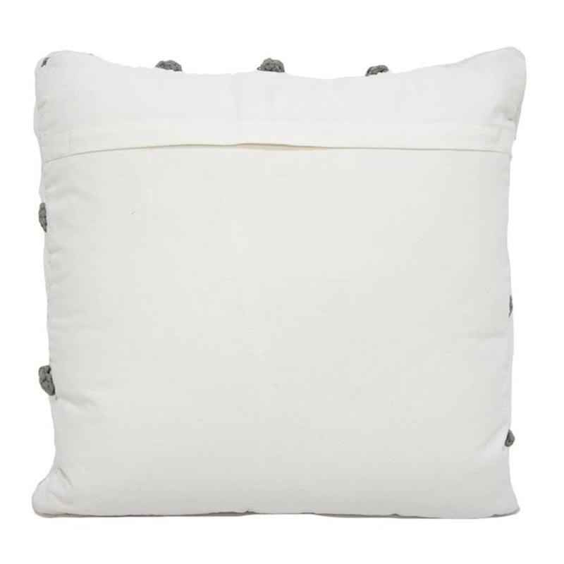 Stoneleigh & Roberson Sim Pom Pom Cushion (55cm) | Koop.co.nz