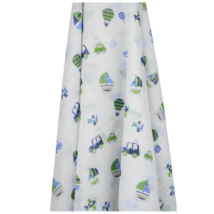 Emotion & Kids Transport Muslin Wrap | Koop.co.nz