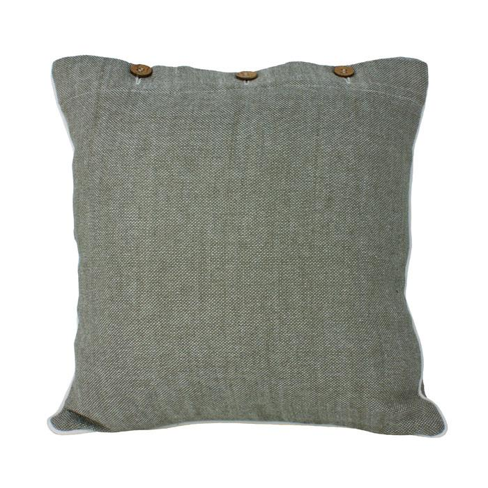 Craft Studio Heather Cushion - Stucco (40cm) | Koop.co.nz