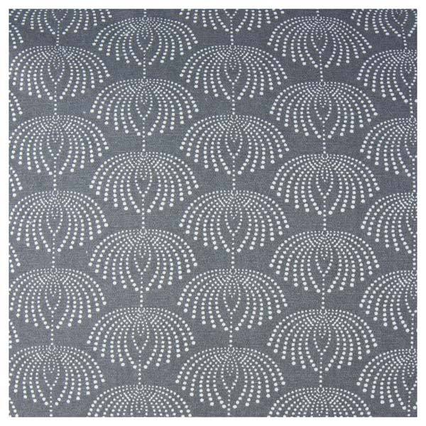 Craft Studio Dew Drops Cushion - Ash Grey (50cm) | Koop.co.nz