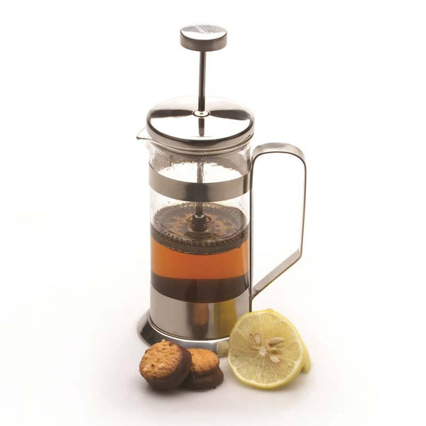 BergHOFF Stainless Square Handle Tea & Coffee Plunger (600ml) | Koop.co.nz