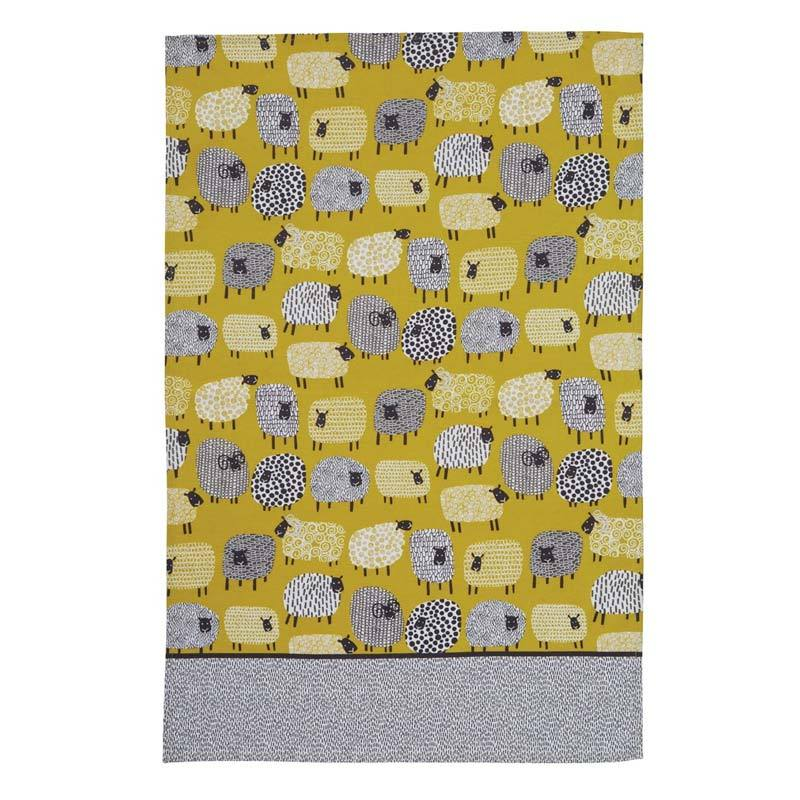 Ulster Weavers Dotty Sheep Tea Towel | Koop.co.nz