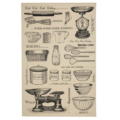 Ulster Weavers Bakeware Tea Towel | Koop.co.nz