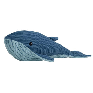 Lily & George Walter Whale Soft Toy | Koop.co.nz