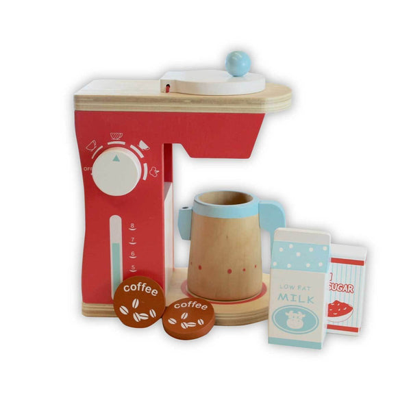 Discoveroo Coffee Machine Play Set | Koop.co.nz