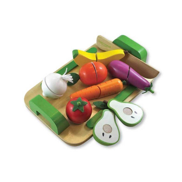 Discoveroo Fruit & Veg Cutting Set | Koop.co.nz