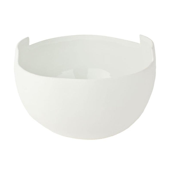 Jennifer Dumet White Handle Bowl | Koop.co.nz