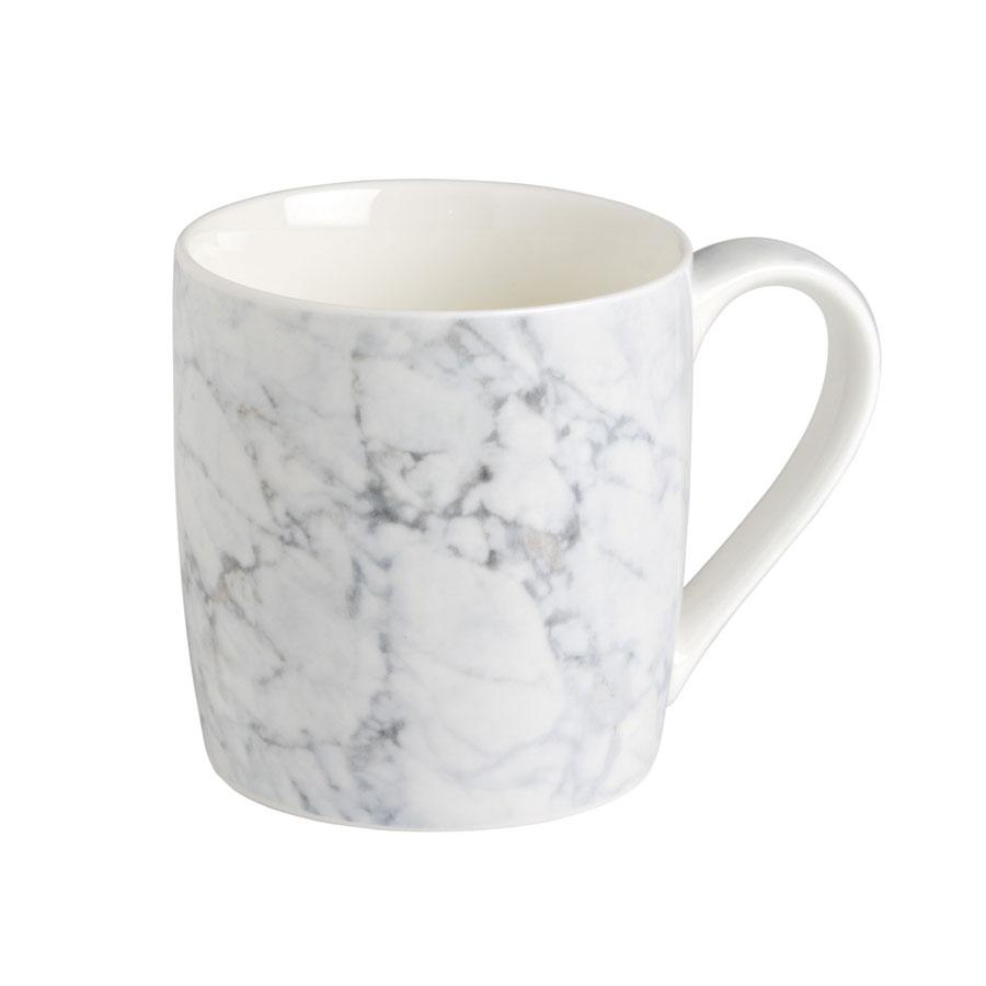 Jason White Marble Mug | Koop.co.nz