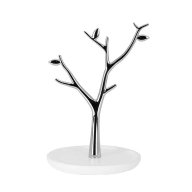 Linens & More Silver Jewellery Tree | Koop.co.nz