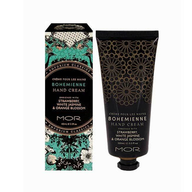 MOR Boutique Emporium Hand Cream (100ml) - Bohemienne | Koop.co.nz