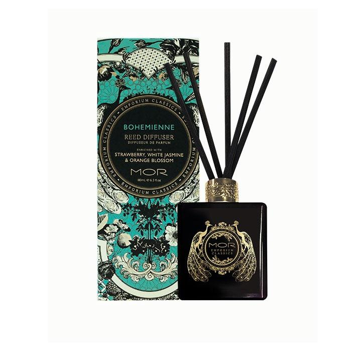 MOR Boutique Emporium Reed Diffuser Set - Bohemienne (180ml) | Koop.co.nz