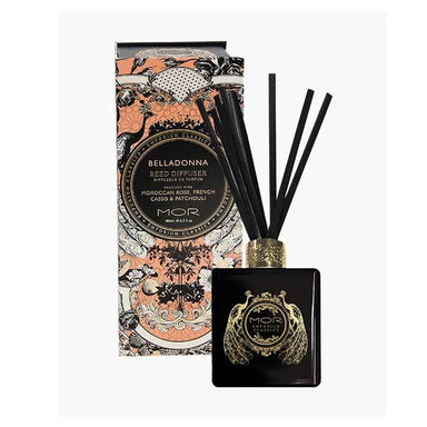 MOR Boutique Emporium Reed Diffuser Set - Belladonna (180ml) | Koop.co.nz