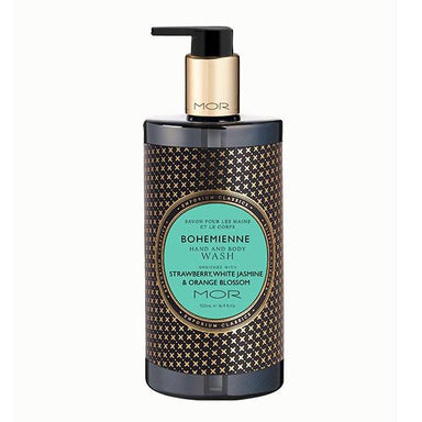 MOR Boutique Emporium Hand & Body Wash (500ml) - Bohemienne | Koop.co.nz