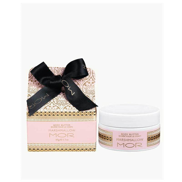 MOR Boutique Little Luxuries Body Butter (50g) – Marshmallow | Koop.co.nz