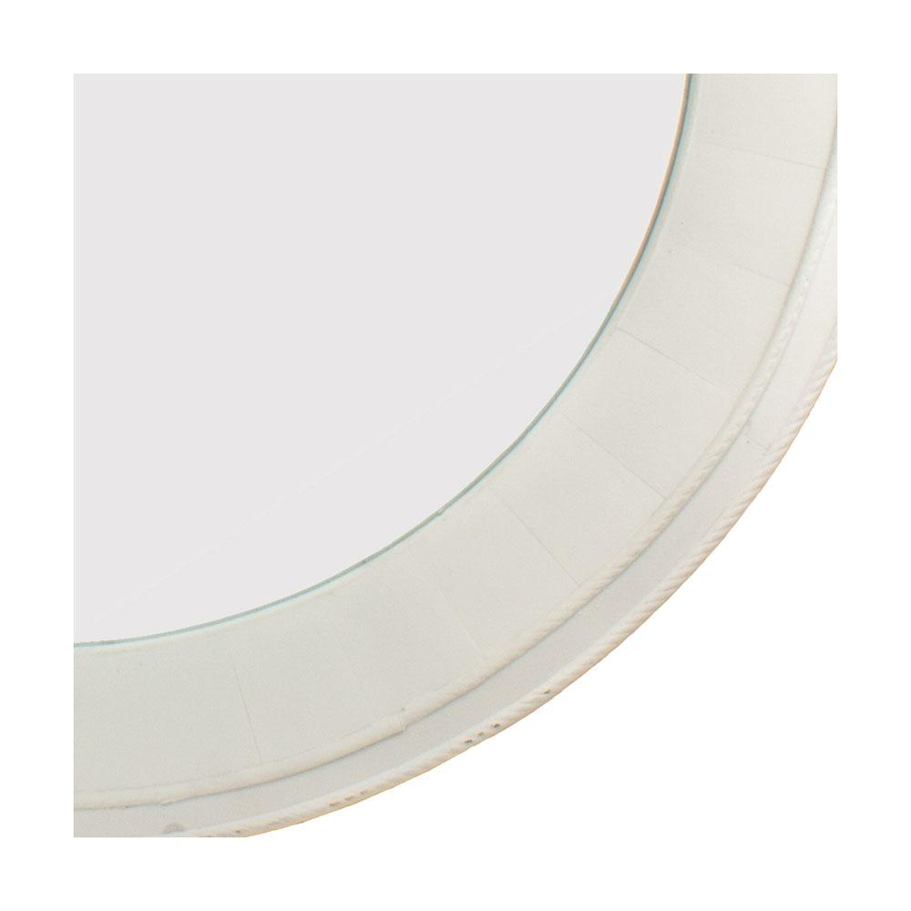 OneWorld Antiqued Round Mirror (100cm) | Koop.co.nz
