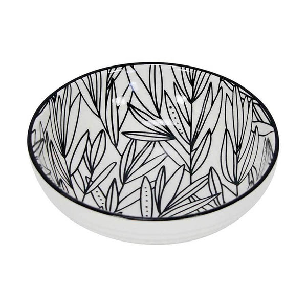 Annabel Trends Long Leaf Tapa Bowl | Koop.co.nz