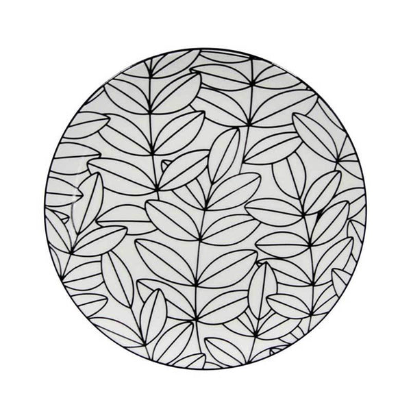 Annabel Trends Outline Leaf Tapa Plate | Koop.co.nz
