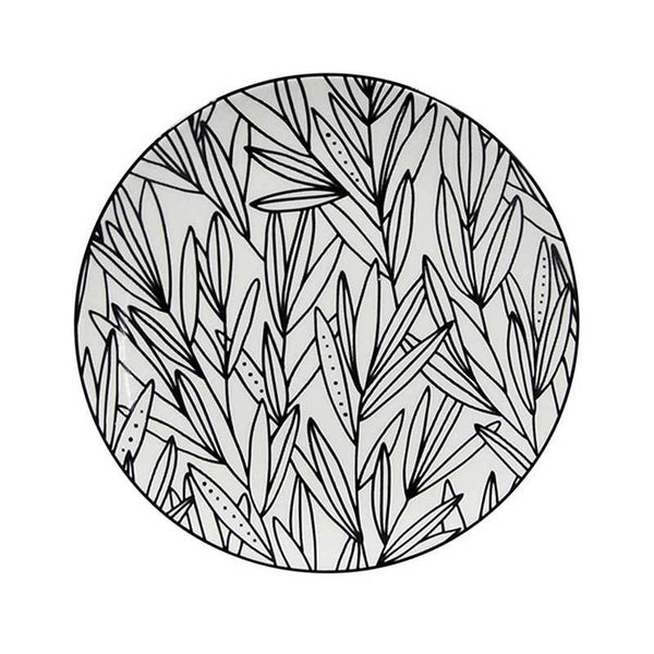 Annabel Trends Long Leaf Tapa Plate | Koop.co.nz