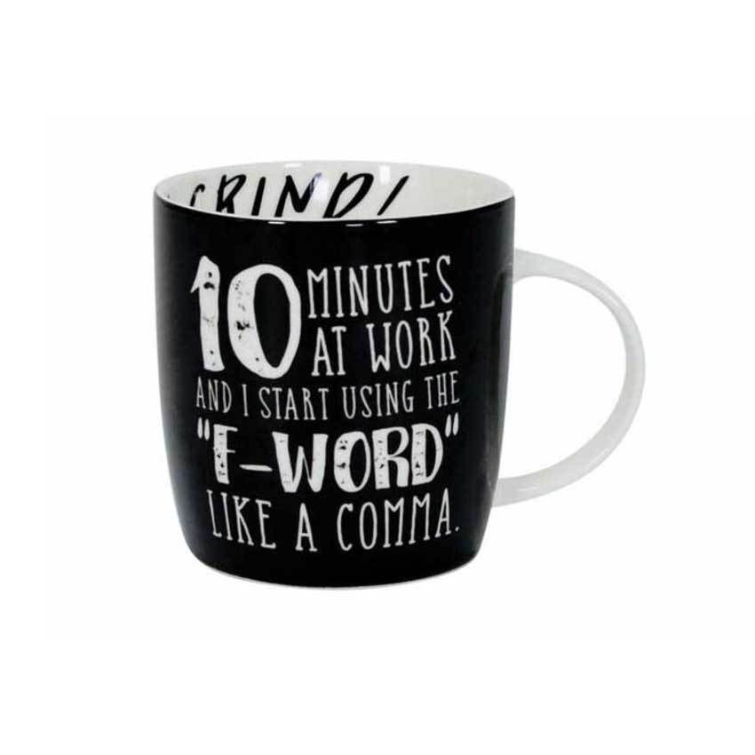 Annabel Trends 10 Minutes Mug | Koop.co.nz