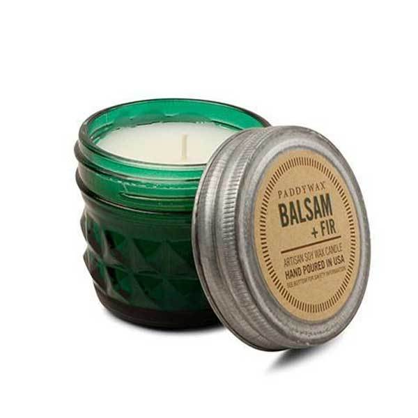 Paddywax Relish Glass Jar Candle - Balsam & Fir | Koop.co.nz
