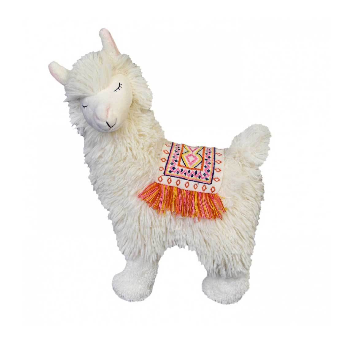 Lily & George Lulu Llama Soft Toy | Koop.co.nz