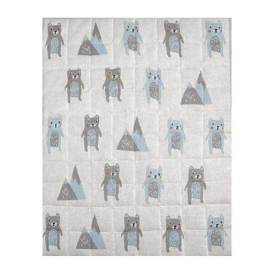 Indus Design Baby Quilt Blanket & Play Mat – Barry Bear | Koop.co.nz