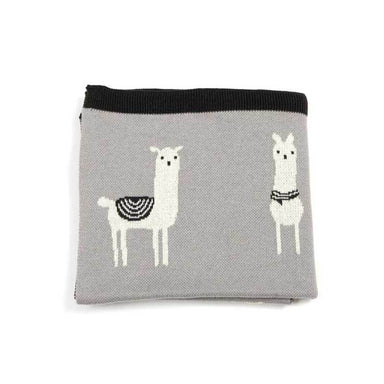 Indus Design Baby Blanket – Lex Llama | Koop.co.nz