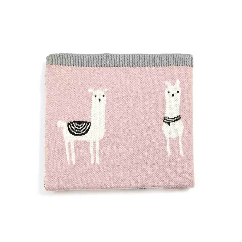 Indus Design Baby Blanket – Lola Llama | Koop.co.nz