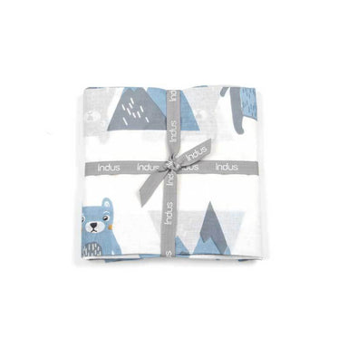 Indus Design Cotton Baby Wrap – Barry Bear | Koop.co.nz